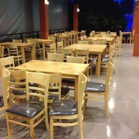 Bộ bàn ăn cabin giá sỉ