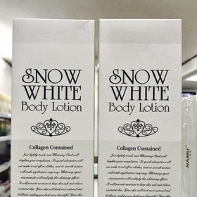 Kem dưỡng body lotion snow white collagen contained giá sỉ