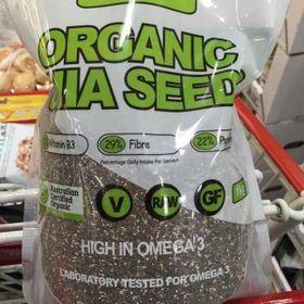 Hat chia absolute organic chia seeds