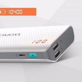 Pin sạc dự phòng romoss 10400mah có led hiển thị - giá sỉ giá tốt giá sỉ