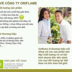 Oriflame khuyến mãi trong tháng 03/2017 giá sỉ