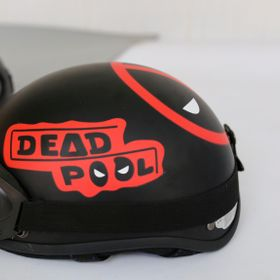 Mũ phượt deadpool - chuẩn cr giá sỉ