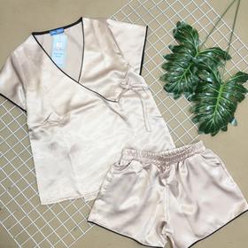 Đồ bộ kimon phi quần đùi giá sỉ