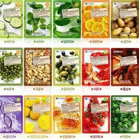 Mặt nạ 3d trái cây hàn quốc foodaholic giá sỉ