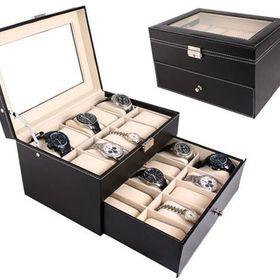 Hộp đựng đồng hồ kính mắt trang sức giá sỉ