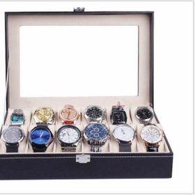 Hộp đựng đồng hồ trang sức kính giá sỉ