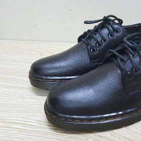 Giày đốc gót đen và màu da bò giá sỉ