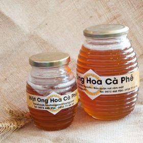 Mật ong hoa cà phê nguyên chất từ gia lai giá sỉ