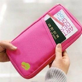 Ví đựng Passport và giấy tờ kiểu Hàn Quốc giá sỉ