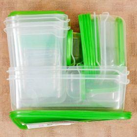 Bộ hộp nhựa 17 món giá sỉ