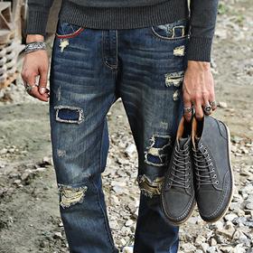 Giày Boot Nam Cổ Cao Màu Xám giá sỉ