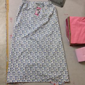 váy chống nắng vải thô hình giá sỉ