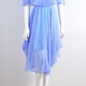 Đầm nữ voan 18 giá sỉ