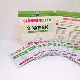 trà tăng cân và giảm cân