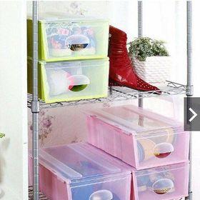 hộp nhựa đựng giày giá sỉ