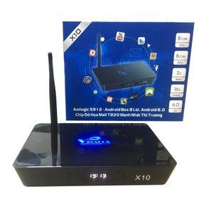 Android tv box Vinabox X10 giá sỉ