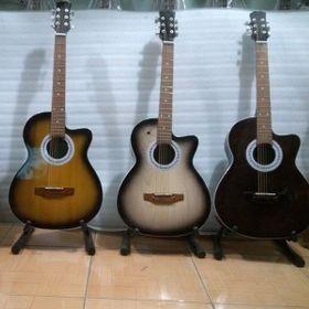 Xưởng đàn guitar và phụ kiện guitar giá rẻ - guitar minh phát giá sỉ