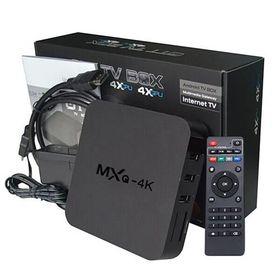 Box Tv 4K TV BOX Android TV Internet Box Music Video Game Box giá sỉ
