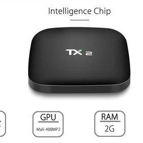 Box Tv Tannix Tx2 Ram 2 Gb TV BOX Android TV Internet Box Music Video Game Box 2 Gb Ram 4k Ultra HD giá sỉ