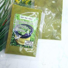 Bột trà xanh nguyên chất 50gr giá sỉ