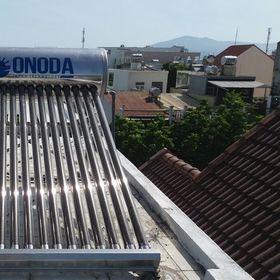 Dịch vụ cung cấp máy nước nóng năng lượng mặt trời tại Quảng Nam - Đà Nẵng giá sỉ