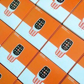 Lô Nokia 3310 02 sim v2017 chuẩn mới 100 fullbox phụ kiện giá sỉ