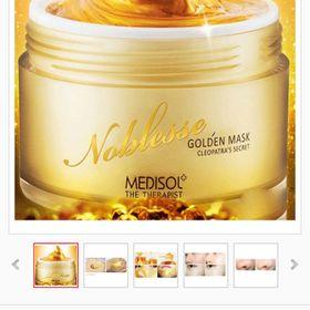 Kem Noblesse golden mask 100ml 100 xuất xứ hàn quốc giá sỉ
