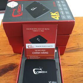 Android tivi box Vibox v1 mini