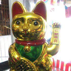 Mèo thần tài lớn giá sỉ