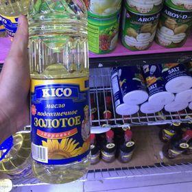 Dầu ăn KiCo giá sỉ