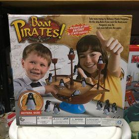 Bộ trò chơi thuyền cánh cụt giữ thăng bằng giá sỉ