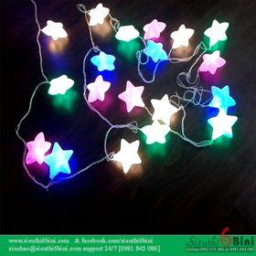 Đèn chớp ngôi sao trang trí NOEL Giáng sinh giá sỉ