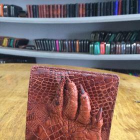 Bóp Nam Da Đà Điểu - Da Cá Sấu giá sỉ