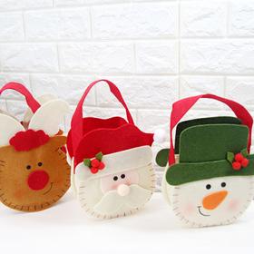 Túi xách trang trí Noel cho bé giá sỉ