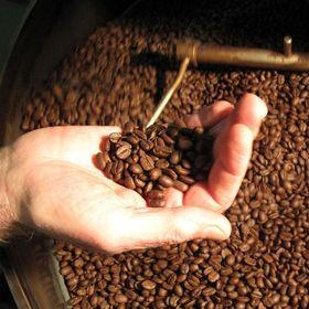 Cà phê hạt nguyên chất 100