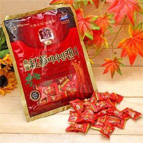 kẹo sâm Hàn Quốc gói 200g giá sỉ