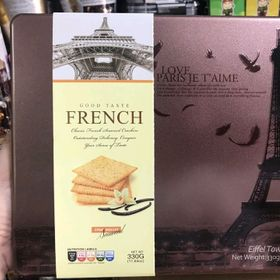 Bánh quy Pháp giá sỉ