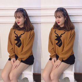áo len hươu hàng Quảng Châu giá sỉ