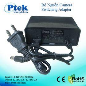 Nguồn Camera Adapter chống nước 12V 2A giá sỉ