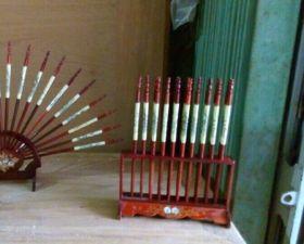 Đũa thờ bằng gỗ hương giá sỉ