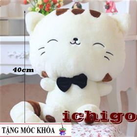 Gấu bông mèo MengMeng 40cm giá sỉ