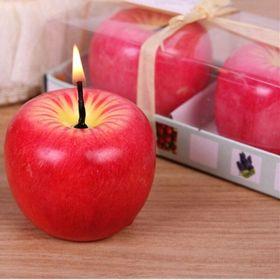 Nến quả táo giá sỉ