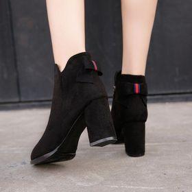 Boots Nữ Có Nơ - Sang Trọng Và Duyên Dáng