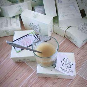 giảm cân jasmine tea
