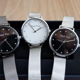 Đồng hồ nữ dây thép không gỉ thời thượng xu hướng HOT 2018