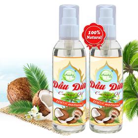 Dầu Dừa 100ml giá sỉ
