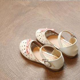 GG22-giày nơ công chúa giá sỉ