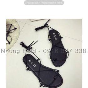 Giày sandal chiến binh giá sỉ