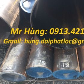 MilanoThép ống đúc đen phi 152phi 168phi 219phi 273phi 325 Thép ống mạ kẽm phi 168 x 5ly giá sỉ