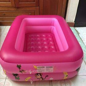 Bể Bơi Phao Cỡ Vừa 125x95x35 giá sỉ